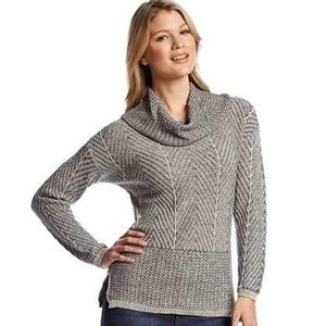 Eight Eight Eight Marled Tunic Women's Sweaters